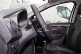 Renault Sandero Stepway 201808 - Внутренние размеры