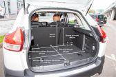 Лада Х-рей Кросс 2018 - Размеры багажника