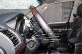 Toyota Land Cruiser Prado 2013 - Внутренние размеры