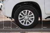 Toyota Land Cruiser Prado 201309 - Клиренс