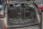 Land Rover Range Rover Evoque 201811 - Размеры багажника