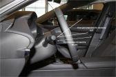 Mazda Mazda3 2018 - Внутренние размеры