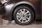 Mazda Mazda3 2018 - Клиренс