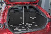 Mazda Mazda3 2018 - Размеры багажника