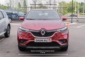 Renault Arkana 2018 - Внешние размеры