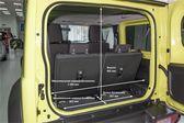 Suzuki Jimny 201806 - Размеры багажника