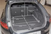 Kia ProCeed 2018 - Размеры багажника