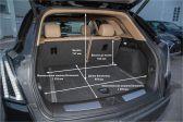 Cadillac XT5 2019 - Размеры багажника