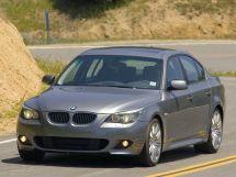 BMW 5-Series рестайлинг 2007, седан, 5 поколение, E60