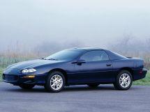 Chevrolet Camaro рестайлинг 1997, лифтбек, 4 поколение