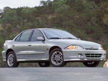 Chevrolet Cavalier рестайлинг 1999, седан, 3 поколение