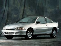Chevrolet Cavalier рестайлинг 1999, купе, 3 поколение