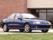 Chevrolet Cavalier 2-й рестайлинг 2002, седан, 3 поколение