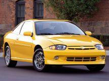 Chevrolet Cavalier 2-й рестайлинг 2002, купе, 3 поколение