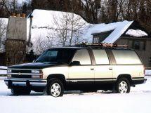Chevrolet Suburban 1990, джип/suv 5 дв., 8 поколение, GMT400