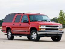 Chevrolet Suburban рестайлинг 1994, джип/suv 5 дв., 8 поколение, GMT400