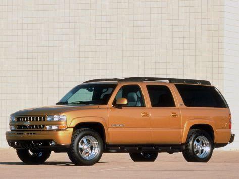 Chevrolet Suburban (GMT800) 12.1999 - 12.2005