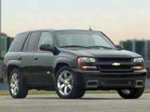 Chevrolet TrailBlazer рестайлинг 2005, джип/suv 5 дв., 1 поколение