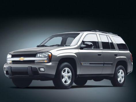 Chevrolet TrailBlazer  08.2001 - 08.2005