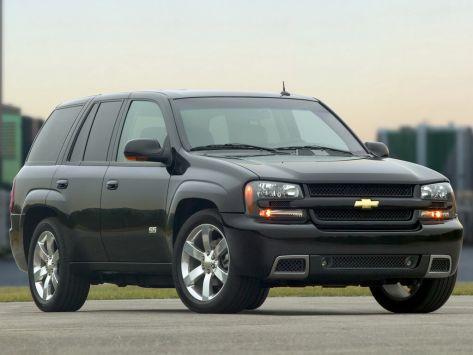 Chevrolet TrailBlazer  09.2005 - 06.2009