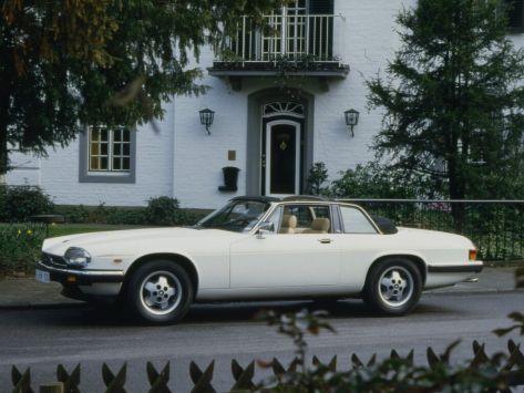 Jaguar XJS (XJ-SC) 01.1983 - 01.1988