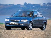 Mazda 323 1998, седан, 6 поколение, BJ