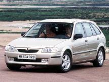 Mazda 323F 1998, универсал, 6 поколение, BJ