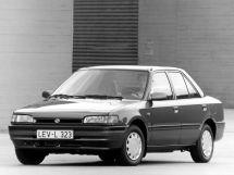 Mazda 323 1989, седан, 4 поколение, BG