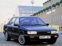 Mazda 323 1985, седан, 3 поколение, BF