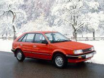 Mazda 323 1985, хэтчбек 5 дв., 3 поколение, BF