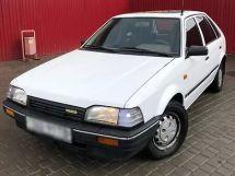 Mazda 323 рестайлинг 1987, хэтчбек 5 дв., 3 поколение, BF