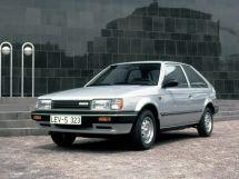 Mazda 323 1985, хэтчбек 3 дв., 3 поколение, BF
