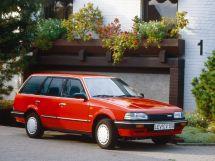 Mazda 323 рестайлинг 1987, универсал, 3 поколение, BW