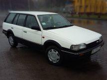 Mazda 323 1986, универсал, 3 поколение, BW