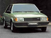 Mazda 323 1980, седан, 2 поколение, BD