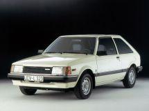 Mazda 323 1980, хэтчбек 3 дв., 2 поколение, BD
