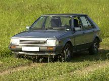 Mazda 323 рестайлинг 1983, хэтчбек 5 дв., 2 поколение, BD