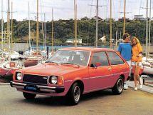 Mazda 323 1977, хэтчбек 3 дв., 1 поколение, FA