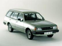 Mazda 323 2-й рестайлинг 1980, универсал, 1 поколение, FA