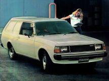 Mazda 323 рестайлинг 1979, цельнометаллический фургон, 1 поколение, FA