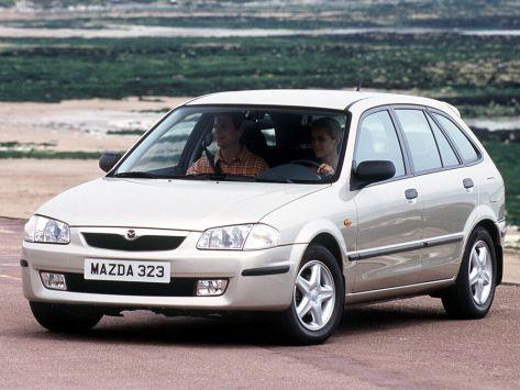 Mazda 323F (BJ) 06.1998 - 04.2000