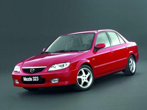 Mazda 323 (BJ) 05.2000 - 09.2003