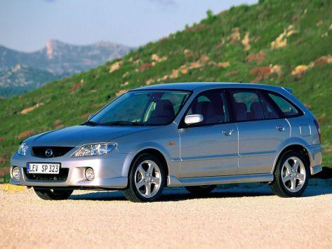 Mazda 323F (BJ) 05.2000 - 09.2003