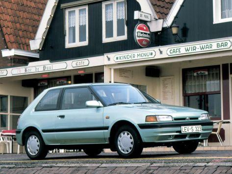 Mazda 323 (BG) 09.1989 - 08.1994