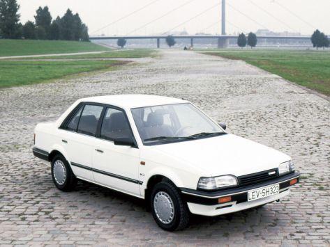 Mazda 323 (BF) 02.1987 - 08.1989
