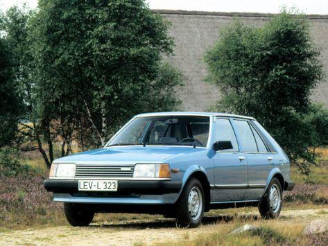 Mazda 323 (BD) 06.1980 - 12.1982