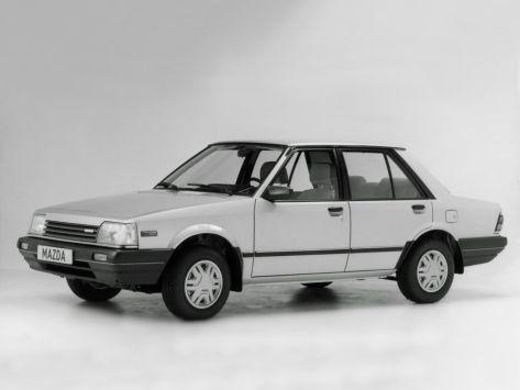 Mazda 323 (BD) 01.1983 - 06.1985