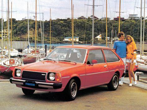 Mazda 323 (FA) 01.1977 - 05.1979