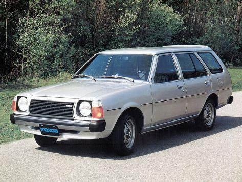 Mazda 323 (FA) 09.1977 - 05.1979