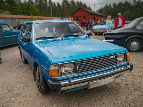 Mazda 323 (FA) 06.1979 - 05.1980